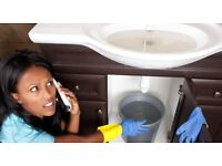 We clear all blockages in the toilet and sinks call 07 3984 61955