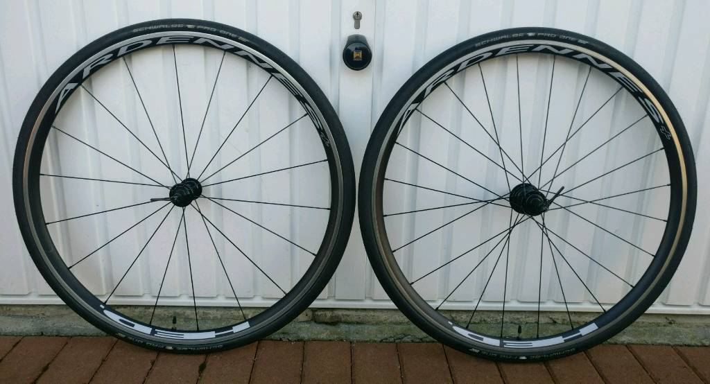 Hed Ardennes tubeless Wheelset