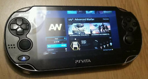 WANTED : PS VITA WITH OFW 3.60