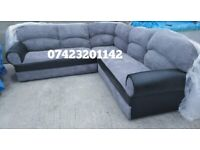 Corner sofa brand new and unused still packed can deliver