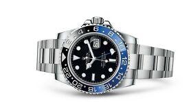 FOR SALE: GMT Master II with blue black bezel, 904L steel – 116710BLNR