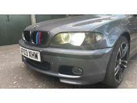 BMW 320d M-sport Automatic excellent runner
