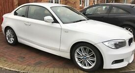 BMW 1 Series Coupe, M SPORT 2.0, 3dr