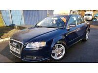 Audi A4 2.0 tfsi sline