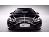 PCO Mercedes E Class hire/rent 64-2016 Executive Fleet - from £210pw