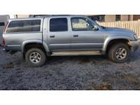 Looking for a 4x4 Pickup Hilux Isuzu Ranger L200 Navara