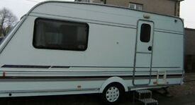 2 BERTH SWIFT CHALLENGER SE470 WITH MOTOR MOVER