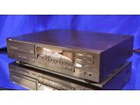 Yamaha natural sound HI-FI cd player CDX-710 RS with free Yamaha tuner TX-400