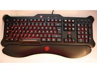 cyborg keyboard pc