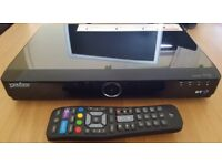Youview DT1000 Freeview HD Recorder, Humax (BT Brand). Excellent Condition updated 2 newest software
