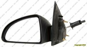 Door Mirror Manual Driver Side Coupe PONTIAC G5 2005-2010
