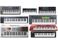 ***WANTED*** KEYBOARDS, KEYBOARD PIANOS, SYNTHESIZERS ***INSTANT CASH***
