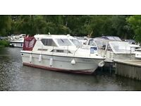 princess 30 DS river cruiser