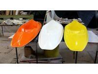 Canoe Fibreglass