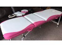 Folding massage bed for sale