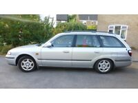**REDUCED** Mazda 626 2.0 Petrol Estate 5 speed manual. Was £595 Now £450 (Family car for 17 years).