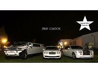 WEDDING CAR HIRE ROLLS ROYCE PHANTOM HUMMER LIMOUSINE HIRE