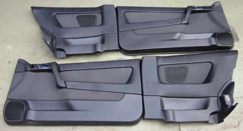 Vauxhall Astra Mk4 SRI Doorcards 3 Door Good Condition Interior Panels
