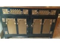 Very decorative sideboard