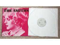 """The Smiths WHITE Vinyl 12"""" Shelia Take Bow LIEP 3.00011 E GERMAN RARE LIMITED ED"""