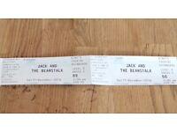 Edinburgh Kings Theatre Pantomime Tickets Saturday 17th December Matinee
