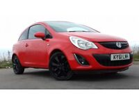 2011 Vauxhall Corsa 1.4L with low mileage! !