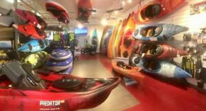 Fishing Kayaks / Recreational Kayaks | Specialized Shop | Aquaglide, Elie, Hobie®, Old Town, Pelican, Wilderness System.