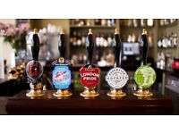 LIVE IN - Front of House Couple (Bar & Waiting) at The White Horse Hotel in Storrington, West Sussex