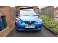 Mazda 3 hatchback petrol manual 1.6 2006