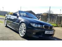 BMW 320CI M Sport Soft Top Convertible