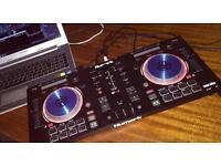DJ DECKS RAFFLE