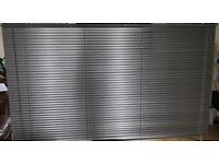 Metal Venetian blind 1640x1255mm