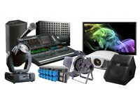 PA Speakers Hire | Sound Systems Hire | PA Speakers Hire | Sounds Hire | Lightings | DJ Hire |