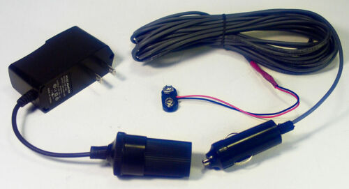 #546 power adapter & 25 ft DC Power Cord compatible Meade ETX 60 70 80 Autostar