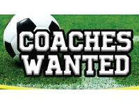 WOMENS FOOTBALL COACH WANTED IN LONDON