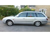 **REDUCED** Mazda 626 2.0 Petrol Estate 5 speed manual. (Owned for 17 years) was £595 now £450