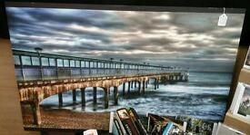 Pier picture. J C Trading