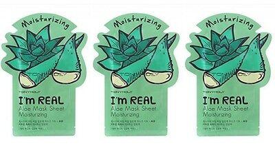 Aloe Mask Pack TONYMOLY  I