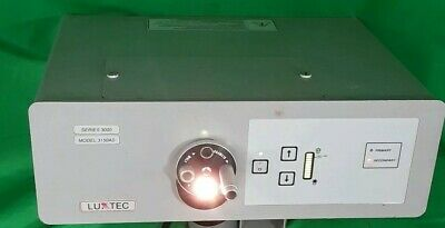 Luxtec Series 3000 Light Source Model 3150as W Stand