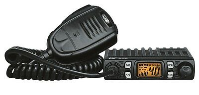 CRT ONE N AM FM Multistandard CB AM FM THE WORLDS SMALLEST CB RADIO