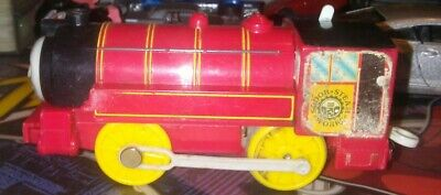 2009 Thomas & Friends Motorized Sodor Steam Work Victor Locomotive Only Untested
