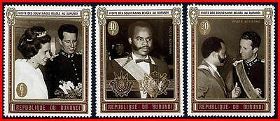 BURUNDI = BELGIUM ROYAL COUPLE MNH COSTUMES A17 (too expensive?)](Famous People Costumes)