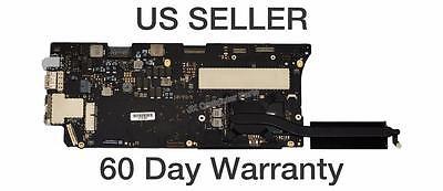 """Apple MacBook Pro 13"""" A1502 Early 2015 Logic Board 8GB w/ i5-5257U CPU 820-4924"""