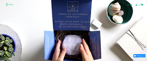 Candle Subscription ONLINE Business for sale. Good member base. Caloundra Caloundra Area Preview