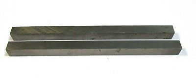 2x Square Rods Hss 0 1532x0 1532x7 78in From Wmw New Lathe Tool Turning Tool