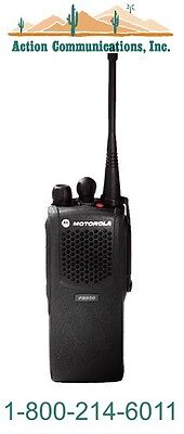 New Motorola Pr860 - Vhf 136-174 Mhz 5 Watt 16 Ch Two Way Radio