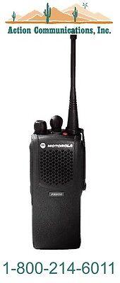 New Motorola Pr860 - Vhf 136-174 Mhz 5 Watt 16 Ch Two Way Radio