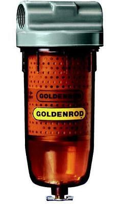"Goldenrod 495 Fuel Tank Filter, 9-1/2""x4"""