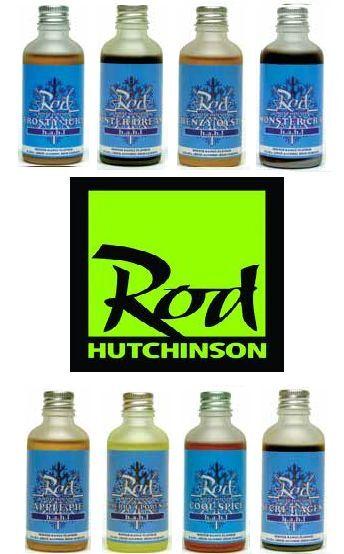 Rod Hutchinson H.a.h.l. Flavour Range - 50ml Bottles