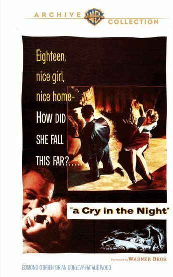 PRE RELEASE: A CRY IN THE NIGHT (1956) - DVD - Region Free